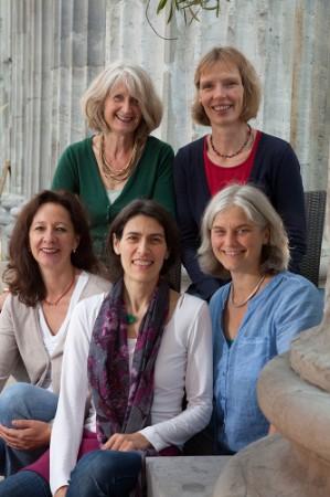 Marianne Engelken, Angelika Fechtelpeter, Beatrix Behrenbeck, Silvia Herl-Peters, Anette Kaluza